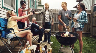 Make the most of the Bank Holiday weekend with these BBQ and cocktail ideas