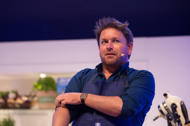 James Martin has not revealed how he sustained the mystery injury