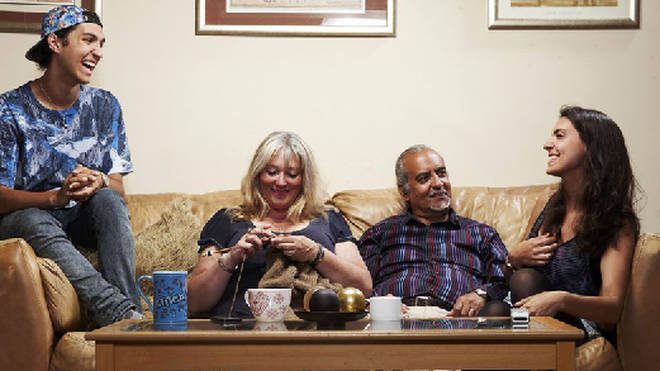 Andy Michael and his family have been part of Gogglebox since it first aired