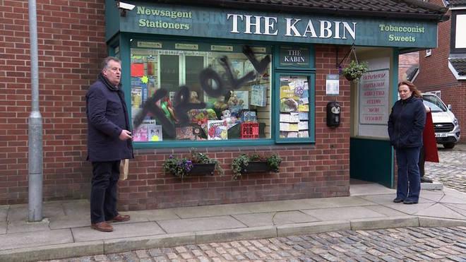 Peter Gunn has been in Corrie since 2010