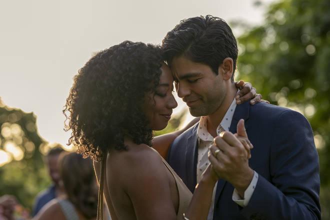 Adrian plays Nick in Netflix thriller Clickbait