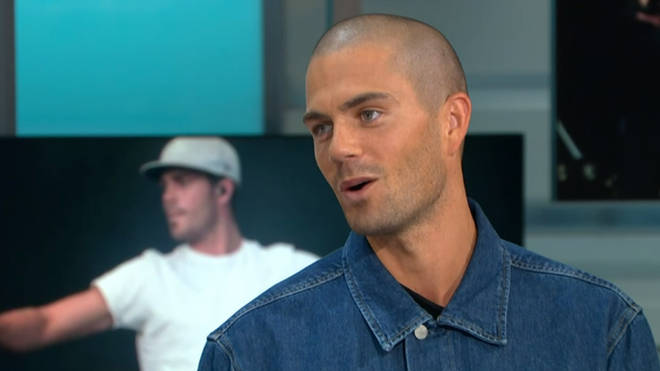 Max George gave an update on his bandmate during an appearance on Good Morning Britain