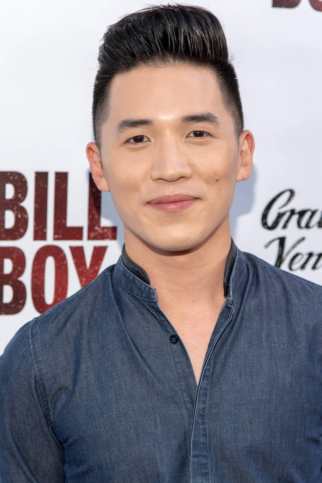 Abraham Lim plays Ben Park