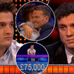 The Chase contestant won a whopping £75 on his own