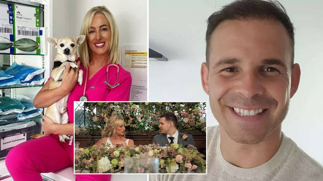 Morag and Luke were matched on Married at First Sight UK