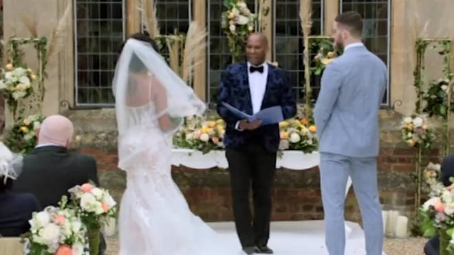 Ant and Nikita tied the knot on MAFS UK