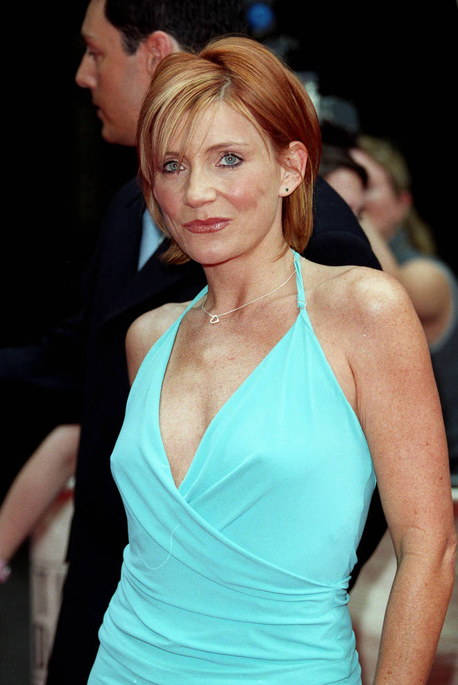 Michelle Collins played Cindy Beale in EastEnders