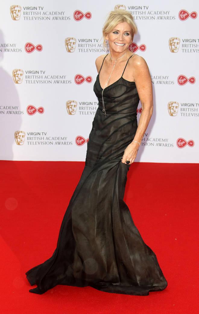 Michelle Collins also starred in Coronation Street