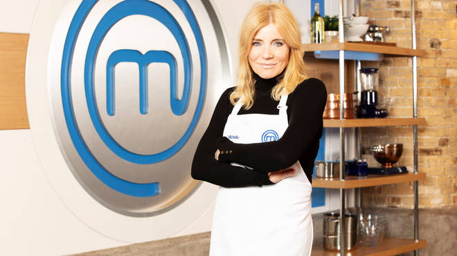 Michelle Collins is appearing on Masterchef
