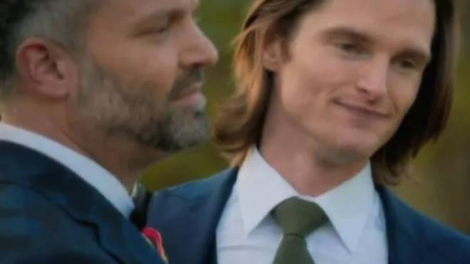 Daniel and Matt are MAFS UK's first gay couple