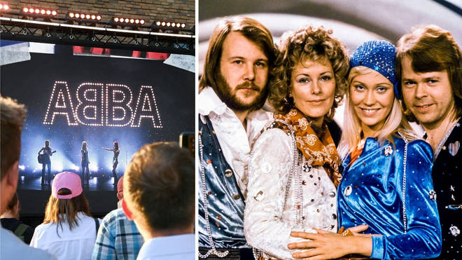 Abba are reuniting for a new album as well as a virtual tour