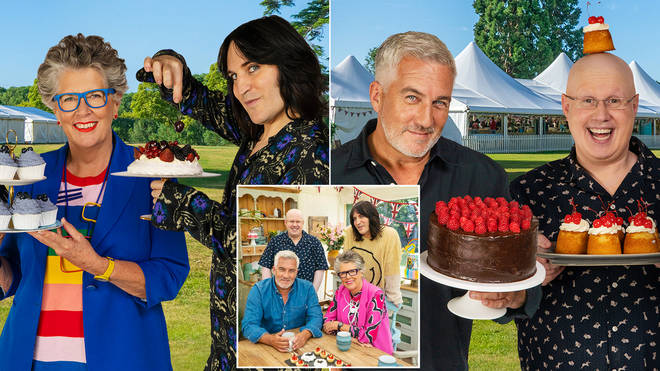 Bake Off is back this autumn