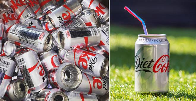 Coca Cola are facing a shortage of cans