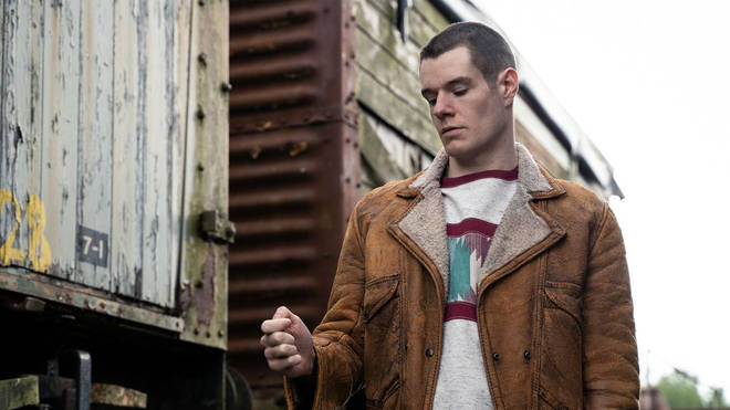 Connor plays Adam Groff in Sex Education