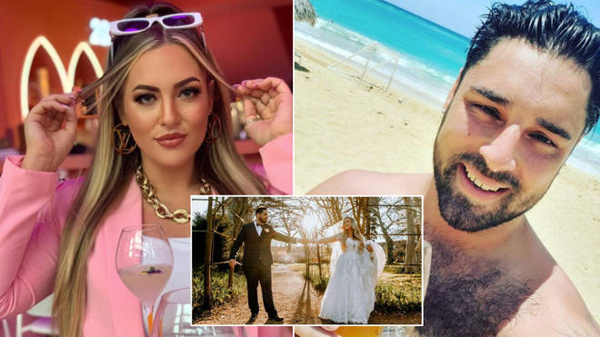 Megan and Robert were matched on Married at First Sight UK