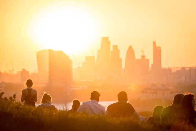 The UK is set for a September mini-heatwave