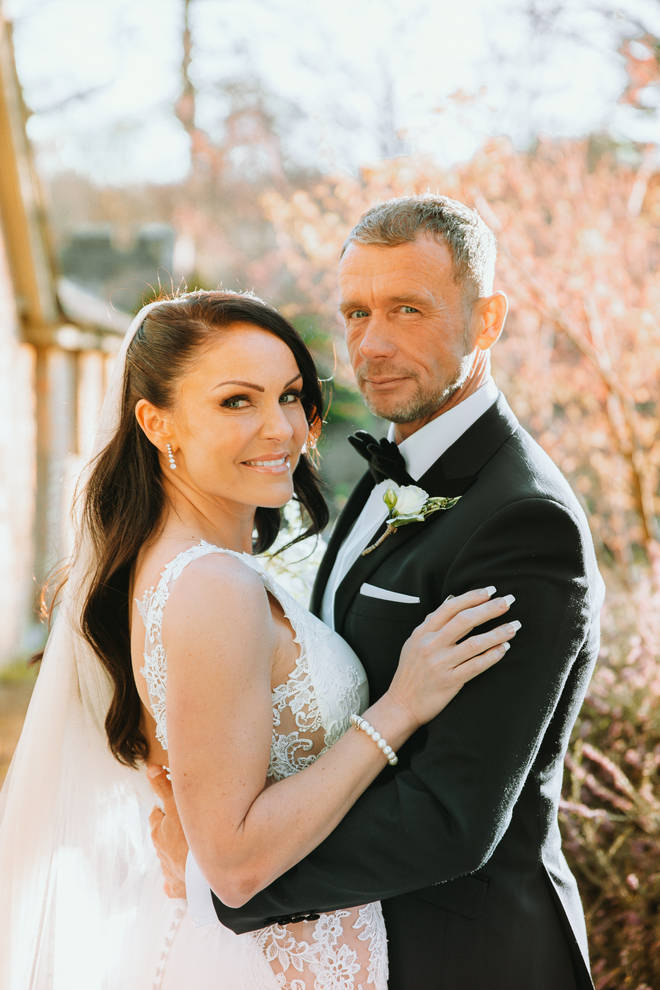 Married at First Sight's Franky and Marilyse tied the knot