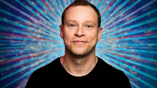 Robert Webb is one of the Strictly 2021 stars
