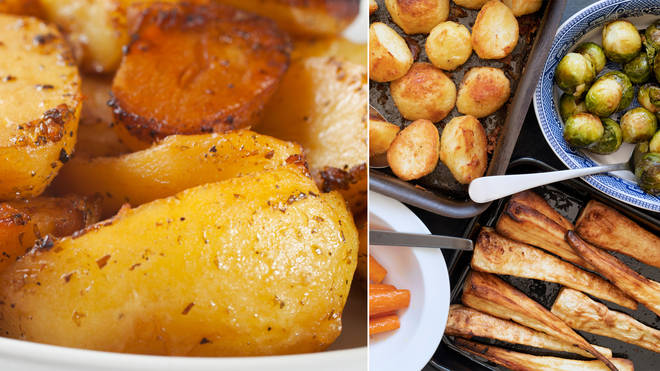 Could you be a roast potato tester?