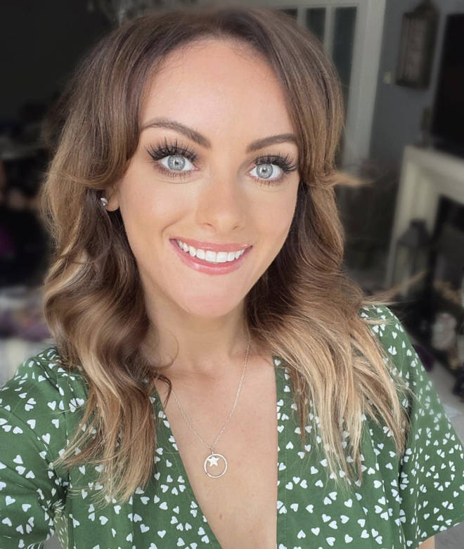Katie will compete in Strictly 2021