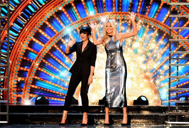 Claudia Winkleman and Tess Daly will be back on Strictly Come Dancing