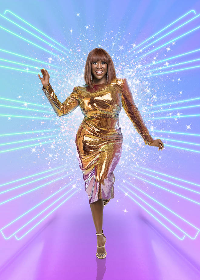 Motsi Mabuse is back as a judge on Strictly 2021