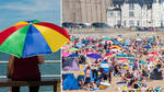 Brits are enjoying the final few days of summery weather this week