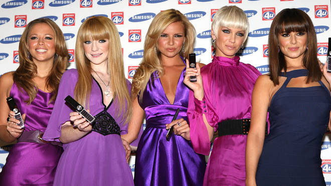Girls Aloud Samsung Launch - London