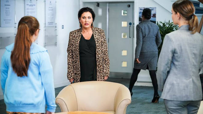 Janine and Kat will come to blows on EastEnders