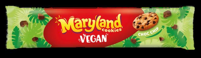 Vegan Maryland Cookies