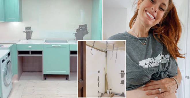 Stacey has been renovating her Essex home