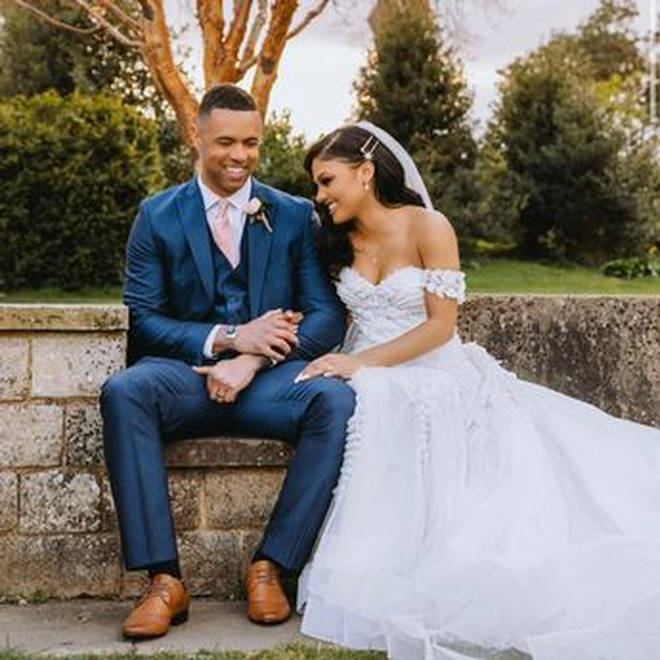 Jordon and Alexis were matched on Married at First Sight UK