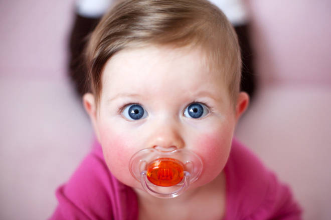 Only 1 in 8 mothers surveyed used saliva to clean their baby's dummy