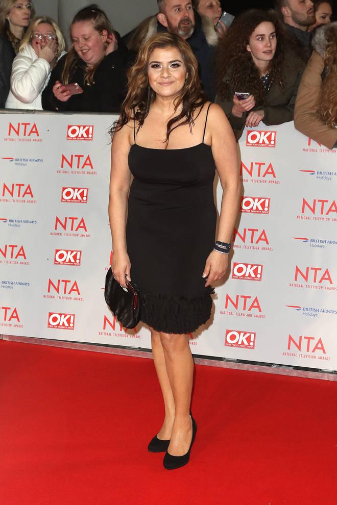 Nina Wadia played Zainab Masood in EastEnders
