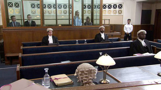 Coronation Street viewers will find out the outcome of the trial