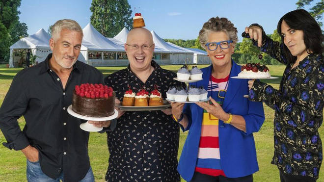 The Bake Off is returning very soon