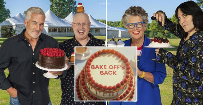 Great British Bake Off will be back later this month