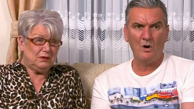Lee and Jenny film Gogglebox in Hull