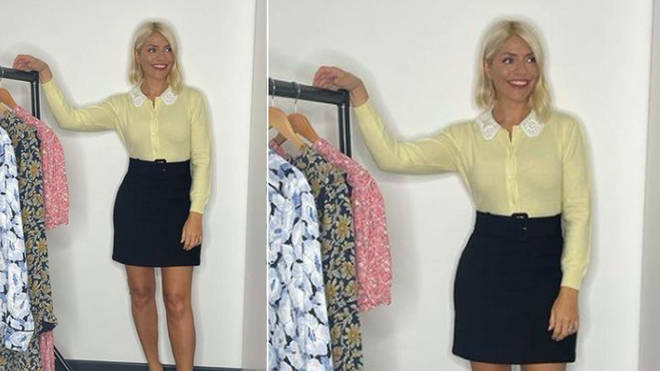 Holly Willoughby is wearing an incredible outfit