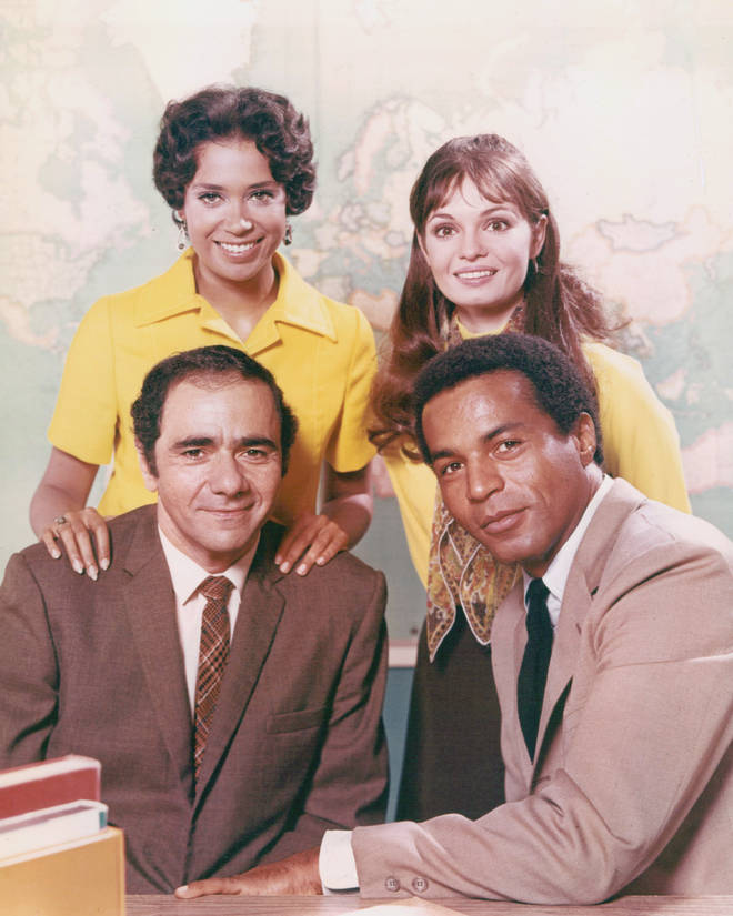 Michael Constantine won an Emmy for his role in Room 22