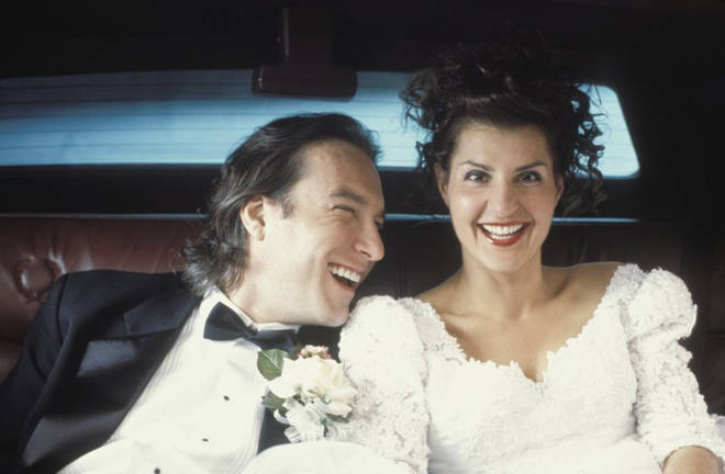 Actress Nia Vardalos has paid tribute to her on-screen dad
