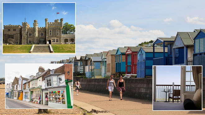 Take a trip to Whitstable for the weekend