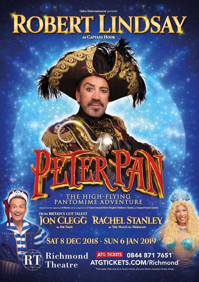 Peter Pan at Richmond Theatre