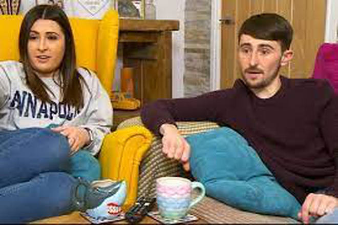 Pete stars in Gogglebox with his sister Sophie