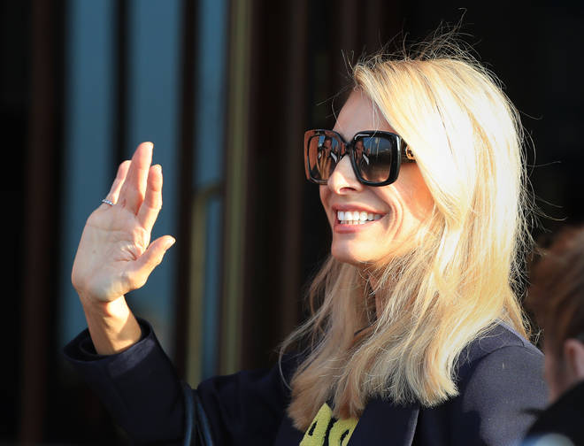 what is strictly come dancing host tess daly s real name heart