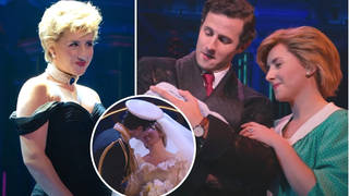 Netflix drop trailer for upcoming musical about Princess Diana