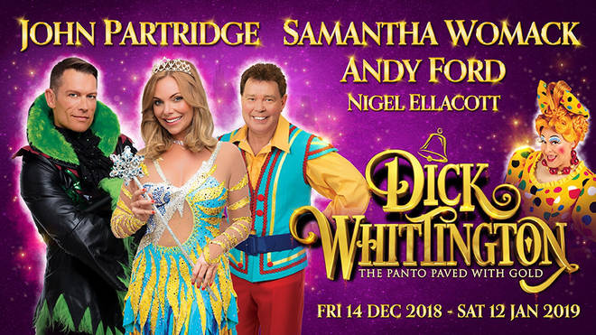 Dick Whittington at Plymouth Theatre Royal
