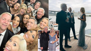 Holly Willoughby and her husband attended the NTAs