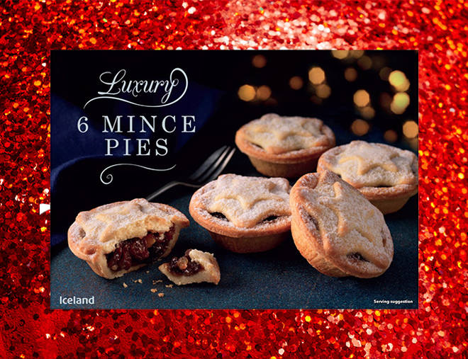 Iceland's Mince Pies