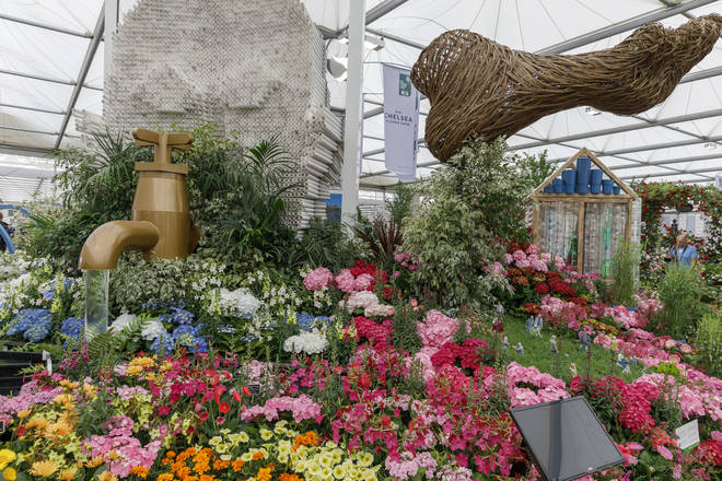 A trip to the RHS Chelsea Flower Show is an unforgettable experience